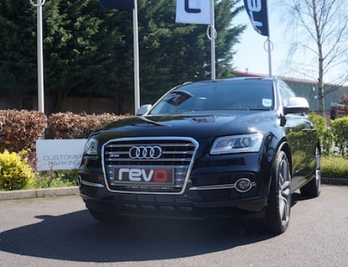 Introducing- REVO PERFORMANCE AUDI SQ5