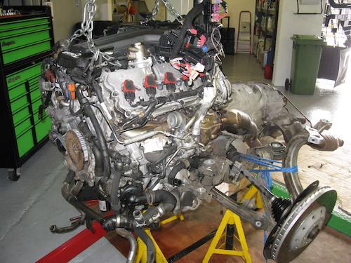 V10 RS6