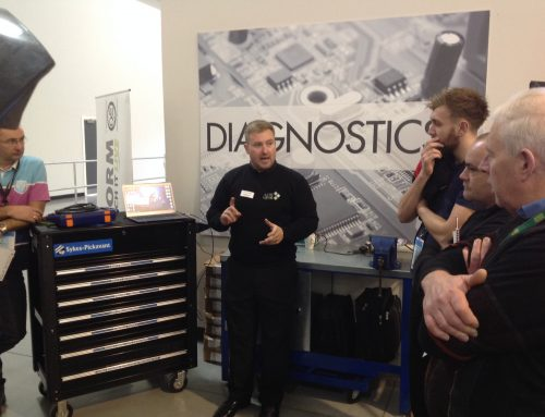 Automotive diagnostic training for your business
