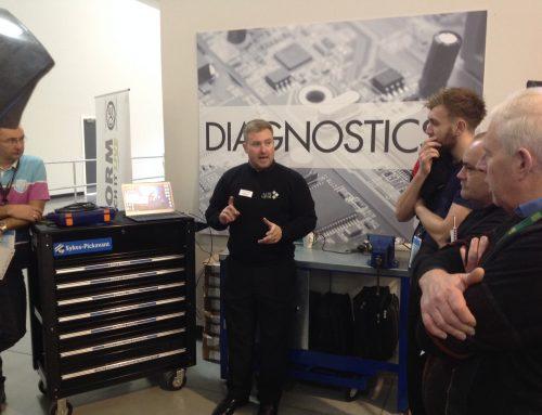 Automotive diagnostic training for your business